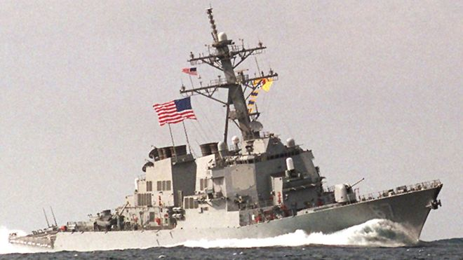 USS Cole bombing: Sudan agrees to compensate families