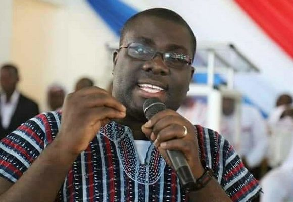 IPAC Meeting : Political Parties Support New Register - Sammy Awuku