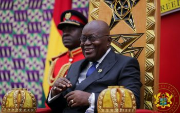"""""""Ghana Is In Good Health, And In Competent Hands"""" – President Akufo-Addo"""