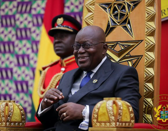 """Ghana Is In Good Health, And In Competent Hands"" – President Akufo-Addo"