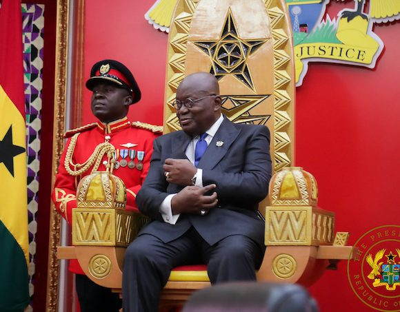 """Investor Confidence In Ghana's Economy Growing"" – President Akufo-Addo"