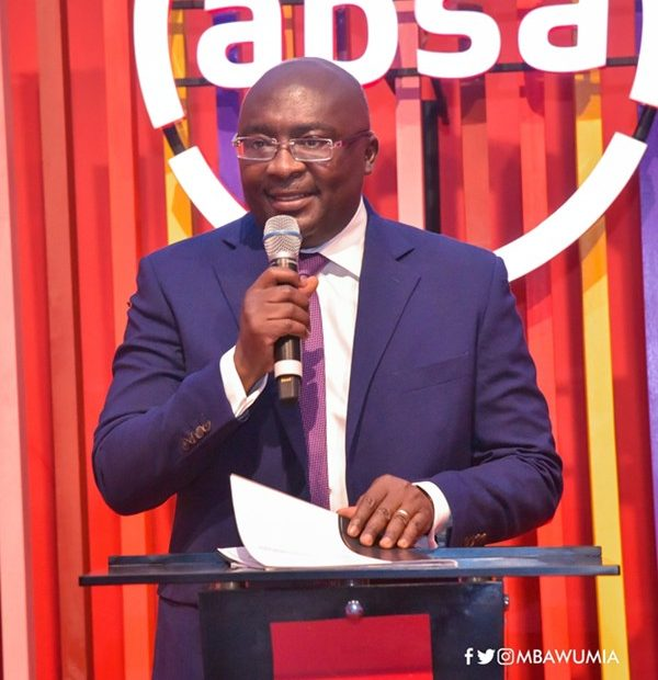 Bawumia Has Raised The Bar As A Vice President- Kusi-Boafo