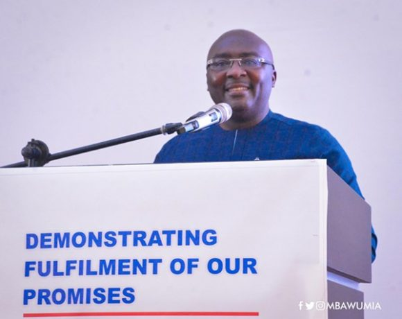 The Data Speaks For Itself, We Have Delivered And Delivering 78% Of Our Promises - VP Bawumia