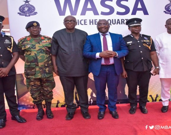 IGP Thanks Government For Resourcing Ghana Police Service