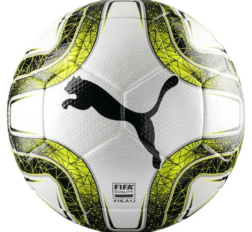 1000 PUMA MATCH BALLS TO BE DISTRIBUTED TO RFAS