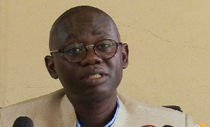 Director-General of the Ghana Education Service GES, Professor Kwasi Opoku-Amankwa