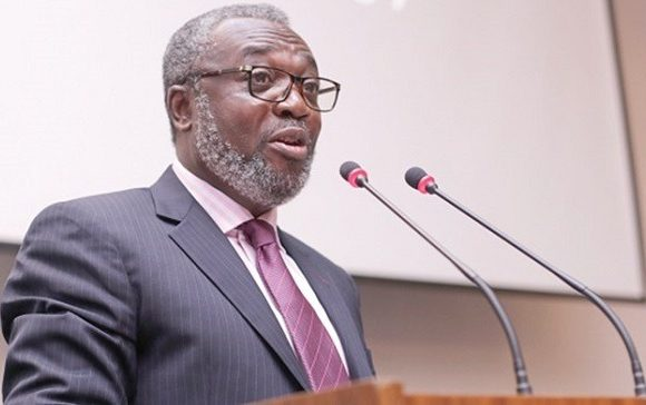 Presidential Adviser on Health, Dr Anthony Nsiah Asare