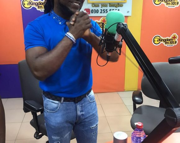 I Will Never Retire From Active Music - Prince Bright (Buk Bak)