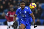 Daniel Amartey Makes Premier League Return For Leicester after 23 months on the sideline