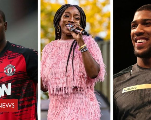END SARS PROTESTS: GROWING LIST OF CELEBRITIES PLEDGES SUPPORT FOR DEMONSTRATORS