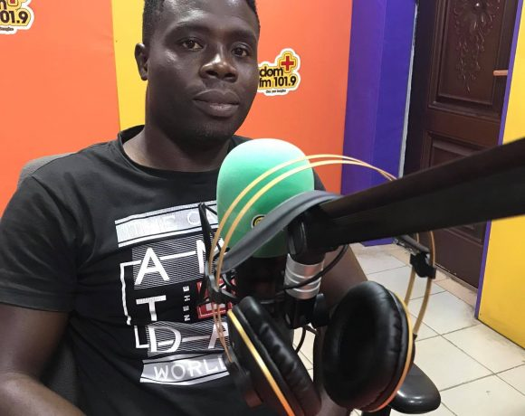 Movie director and producer Nana Mensah, the man behind ' Pastor Blinks ' movie has disclosed he will not stop exposing quack prophets through his movies