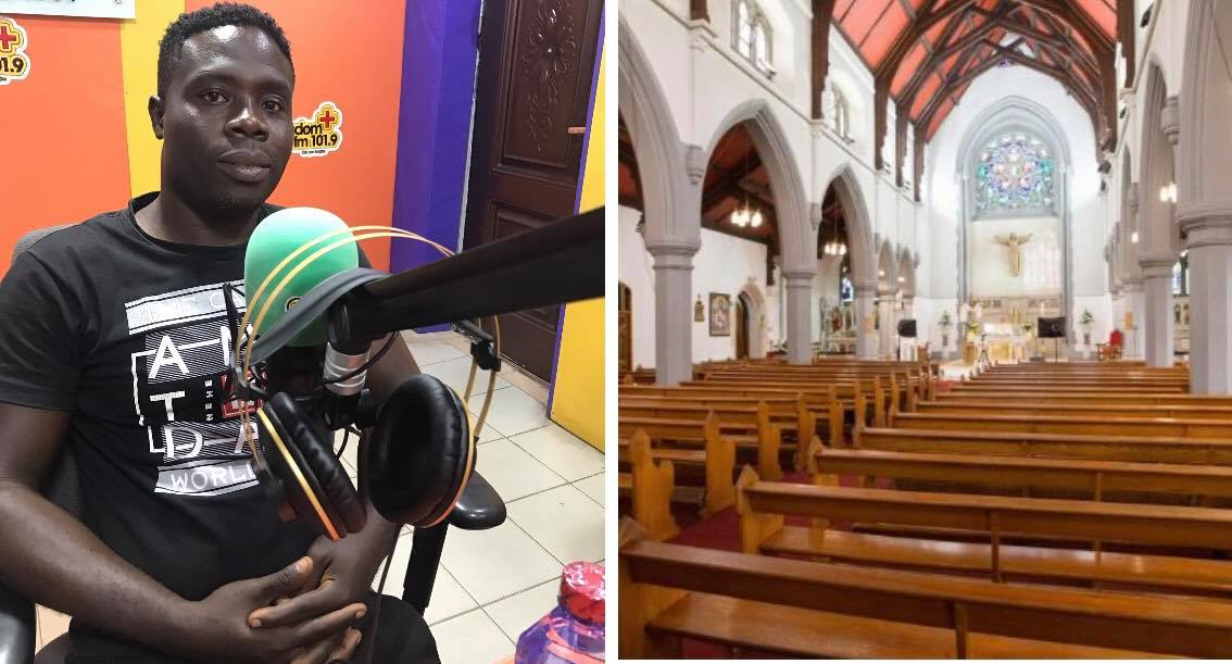 DON'T GO TO CHURCH BECAUSE OF MIRACLES- PASTOR BLINKS