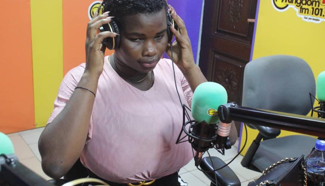 Speaking to Fiifi Pratt on Afro Joint on Kingdom Plus 101.9FM Pamela Watara disclosed she is ready to face Nayas .