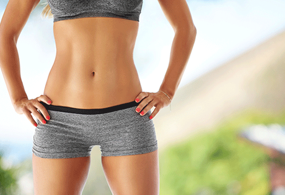 Flat Tummy Tips: 7 Steps to a get flat tummy in 7 days