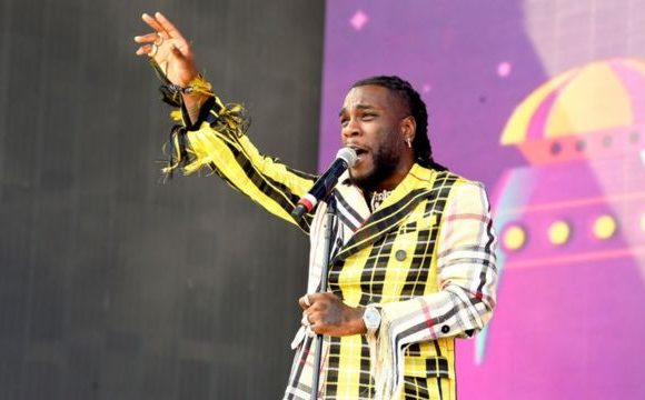 2021 GRAMMY AWARDS: BURNA BOY REACTS AS HE BAGS HIS SECOND NOMINATION