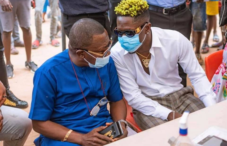 MY DAD WANTED ME TO BE A LAWYER - SHATTA WALE REVEALS