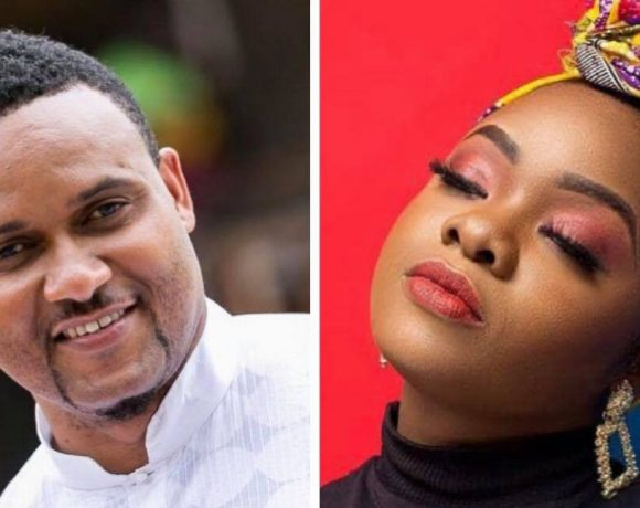 """ACTRESS GRACE SMITH DISOWNS DAD """"OMAR SHERIFF CPATAN"""""""