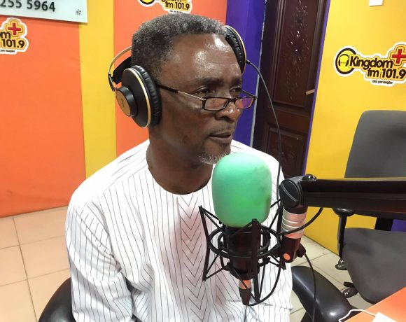 CHRISTIANITY IS NOT A COMPETITION - ABRAHAM LAMPTEY TO PASTORS