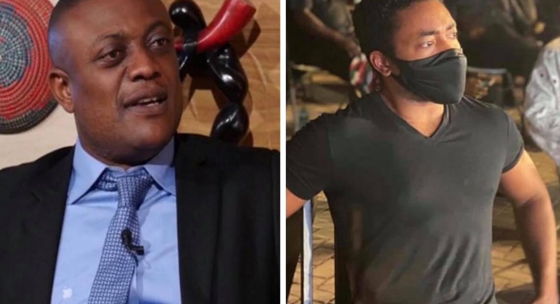 I'M DISAPPOINTED IN THE SON OF J.J RAWLINGS- LAWYER MAURICE AMPAW