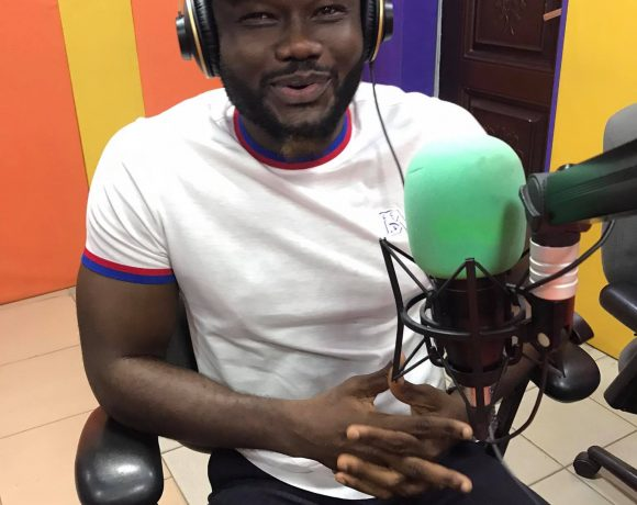 DON'T BE IN A MAD RUSH FOR FAME - PRINCE DAVID OSEI TO YOUNG ACTORS