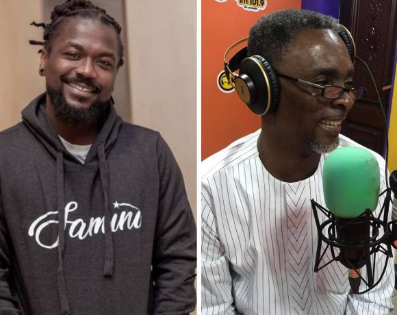 SAMINI IS MY FAVORITE MUSICIAN - REV. ABRAHAM LAMPTEY Rev Abraham Lamptey, head pastor of Believers House of Worship International has crowned Samini as his favorite musician in Ghana. Speaking with Fiifi Pratt on Kingdom Plus 101.9FM,the man of God said he loves Samini's craft and dedication to music sand would love to meet him. Expressing his admiration,Rev Abraham said he can relate to most his songs. Rev. Abraham Lamptey is the founder and General Overseer of Believers` House of Worship International, and the Abraham Lamptey Ministries – Worldwide. He is a seasoned anointed Televangelist, Radiovangelist, Prophet, Teacher and Preacher of the Word. His primary duty is to worship as he would often say