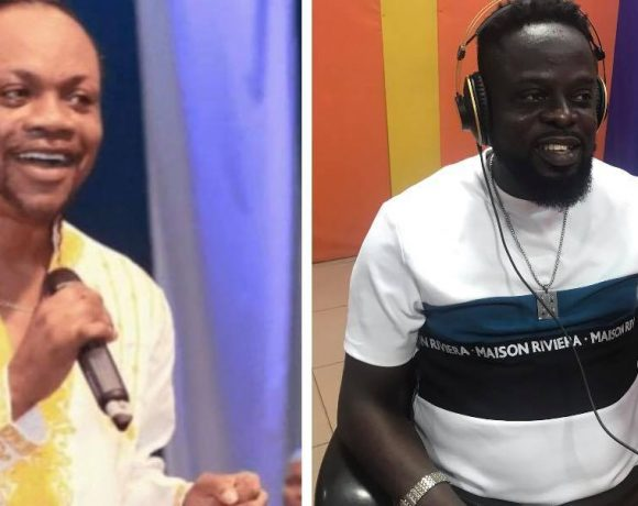 DADDY LUMBA PLAYED A MAJOR ROLE IN MY CAREER - OFORI AMPONSAH