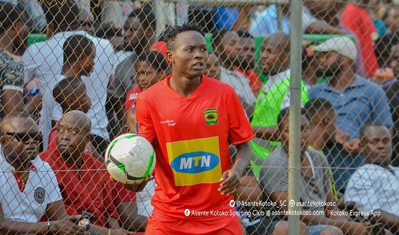 Christopher Nettey earns Black Stars call-up as injuries hit Akonnor's team
