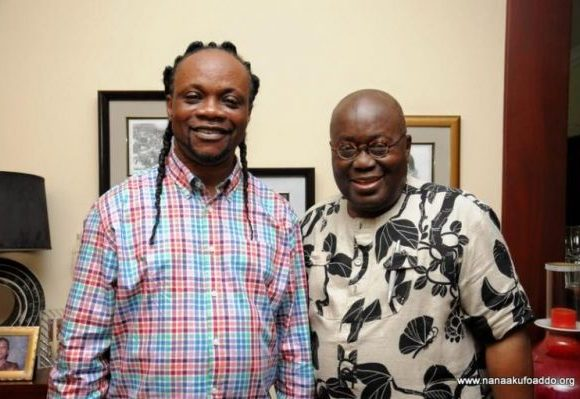 DADDY LUMBA DROPS CAMPAIGN SONG FOR AKUFO ADDO