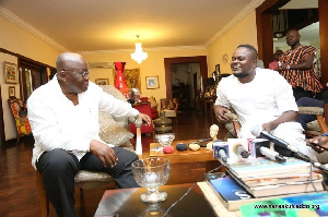 Akufo-Addo is a 'democracy icon', I'm voting for him again - Cwesi Oteng