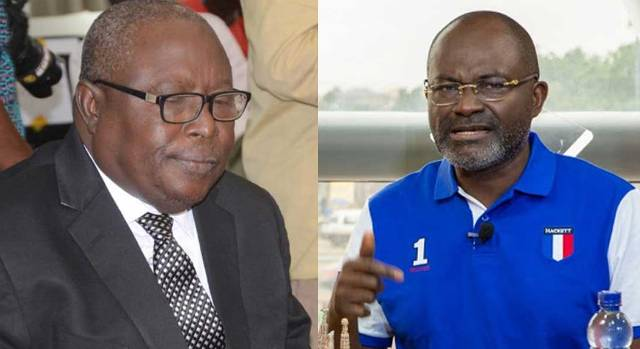 BRING YOUR RECORDS FROM GERMANY- Ken Agyapong to Martin Amidu | kingdomfmonline.com