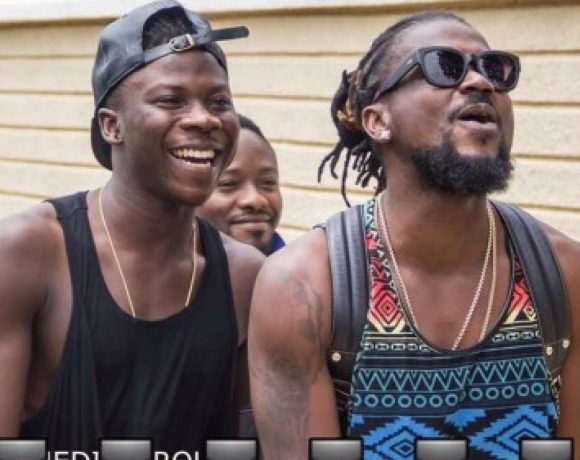 STONEBWOY BACKS SAMINI FOR ENDORSING AKUFO-ADDO TO WIN DECEMBER 2020 ELECTIONS