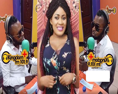 """'YOU ARE A LIAR """" WE HAD SEX MULTIPLE TIMES - NAYAS TO ERNEST OPOKU"""