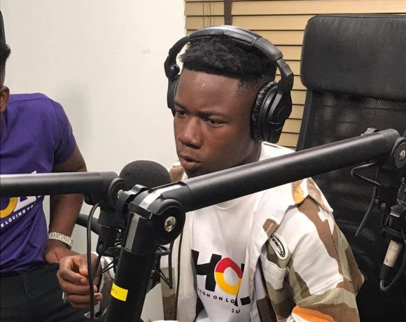 14YEAR OLD MUSICIAN BEGS STONEBWOY FOR A FEATURE