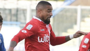 Age is just a number' – Kevin-Prince Boateng revels after netting brace versus Virtus Entella