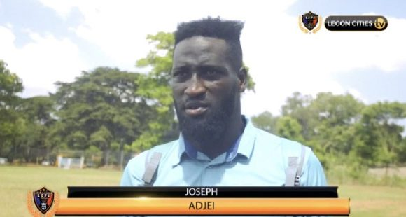 LEGON CITIES FC DEFENDER JOSEPH ADJEI FIRES ASANTE KOTOKO AHEAD OF WEEK 5 SHUTDOWN