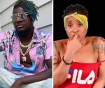 AMA BRONI JUST WANTED TO PUT FOOD ON HER TABLE, STOP BASHING HER - POPE SKINNY TO GHANAIANS