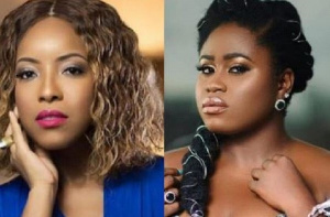 """LYDIA FORSON, JOSELYN DUMAS RAECT TO MP'S """"MISCONDUCT"""" DURING INAUGURATION OF PARLIAMENT"""