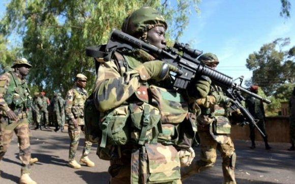 TROOPS ARREST TWO SUSPECTED KIDNAPPERS IN KADUNA VILLAGE