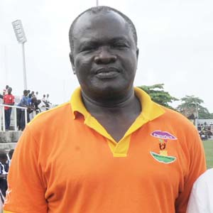 Former Nigeria assistant coach Joe Erico passes away
