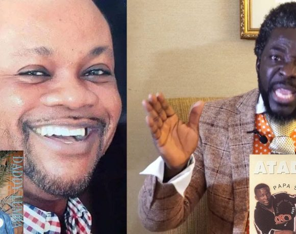 DADDY LUMBA REFUSED TO OPEN HIS GATES FOR ME - PAPA SHEE