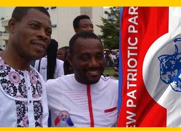 I CAMPAIGNED FOR NPP OUT OF FRUSTRATION - WAAKYE