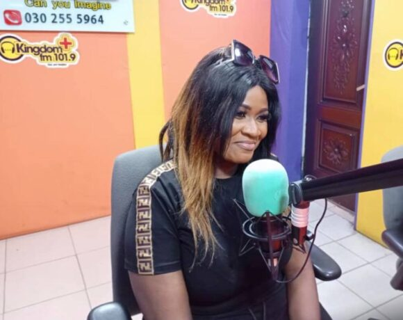I'VE GIVEN MY LIFE TO CHRIST - NAYAS REVEALS
