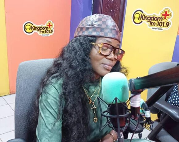 He told Fiifi Pratt on Accra-based Kingdom Plus 101.9Fm that, her visit to the traditional court was to summon Afia Schwarzenegger to stop her from attacking her.