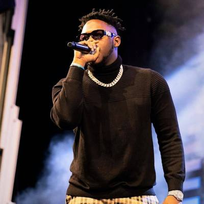 I'M ALL ABOUT MAKING PEOPLE HAPPY - MEDIKAL