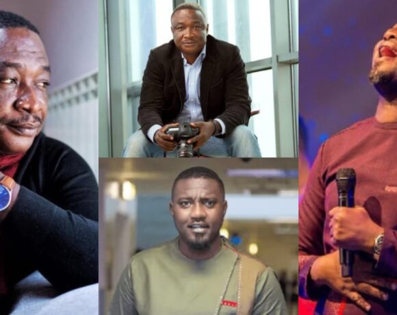 GHANAIAN CELEBRITIES MOURN TOP PHOTOGRAPHER BOB PIXELS