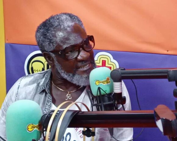EBONY REIGNS WAS NEVER A LESBIAN - STARBOY KWARTENG CLEARS AIR