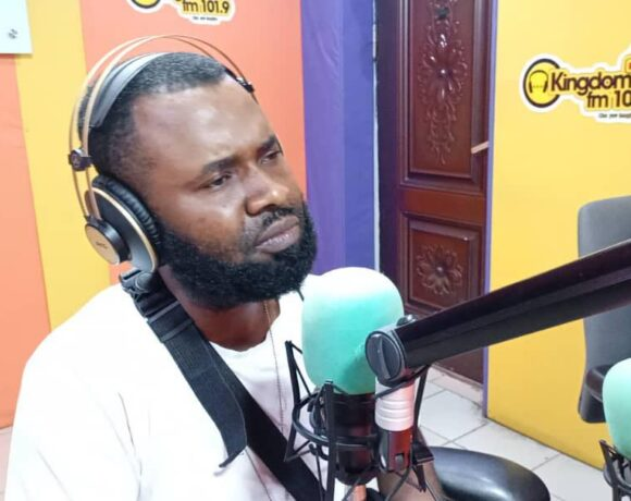 I WAS NEVER BROTHER SAMMY'S ERRAND BOY - ERNEST OPOKU CLEARS AIR