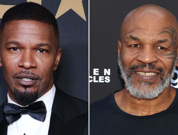JAMIE FOXX TO PLAY MIKE TYSON IN NEW SERIES