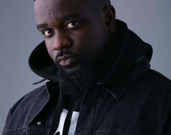 YOU DON'T NEED TO BE GREAT TO GET STARTED - SARKODIE SHARES AN INSPIRATIONAL MESSAGE