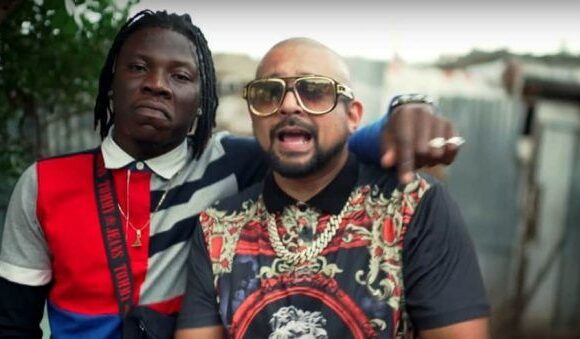 SEAN PAUL FEATURES STONEBWOY AS THE ONLY NON-JAMAICAN ON 7TH ALBUM